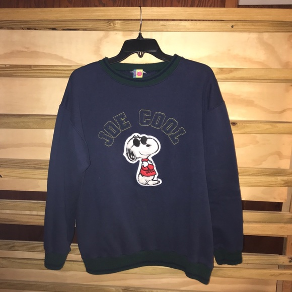 aee9409cd0df Vintage Snoopy Joe Cool Sweatshirt. M_5a777e6ff9e50116a32cd961